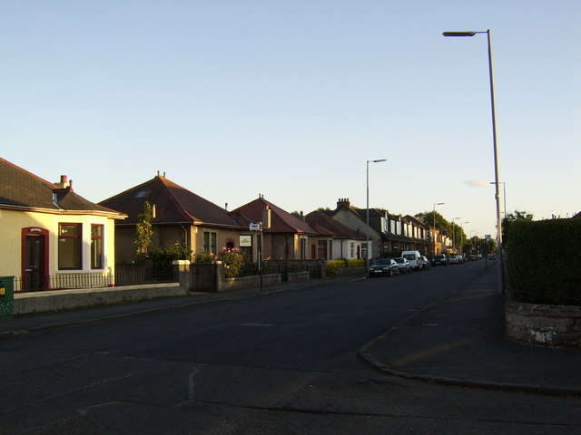 Sandy Road, Renfrew
