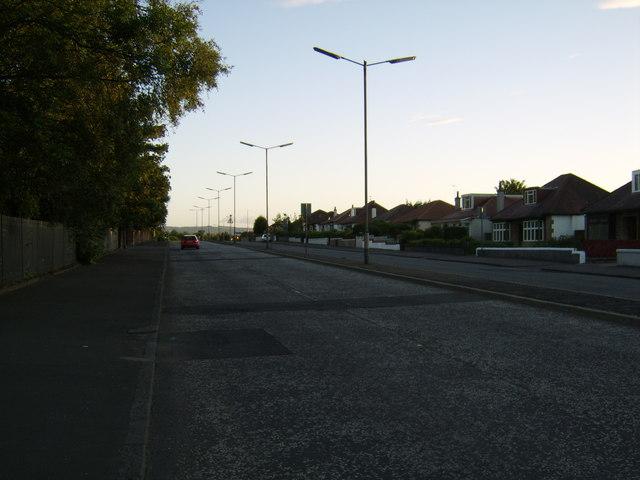 Paisley Road, Renfrew