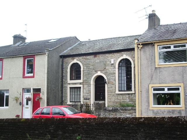 Chapel House, Common End