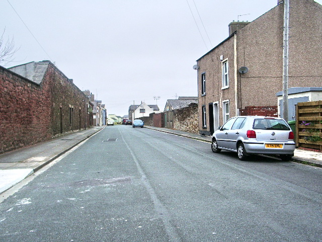 Stanley Street, Workington