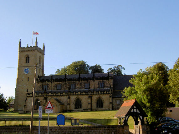 Rothwell Church.
