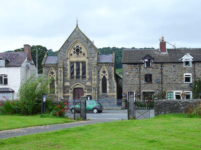 Calvinist Methodist Chapel, Meifod