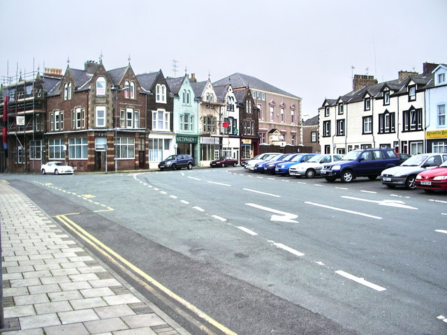 Falcon Place, Workington