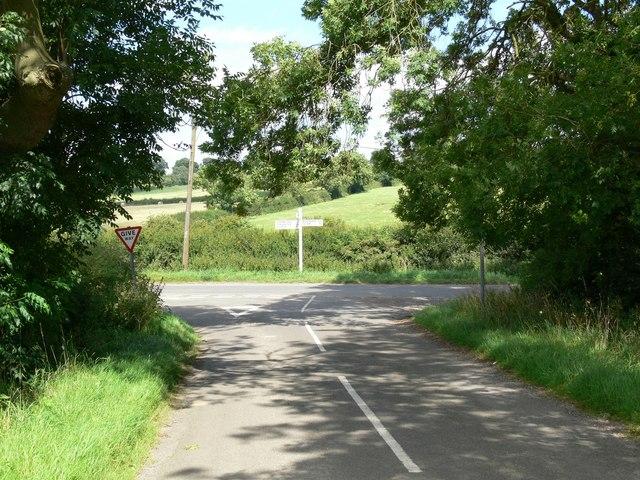 Ingarsby Lane Junction