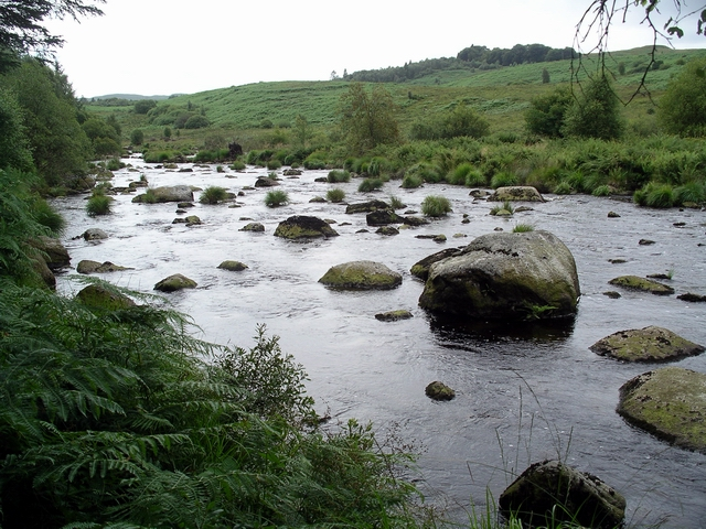 The Black Water of Dee