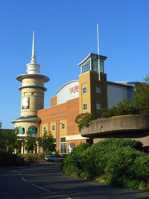 Festival Place, Basingstoke