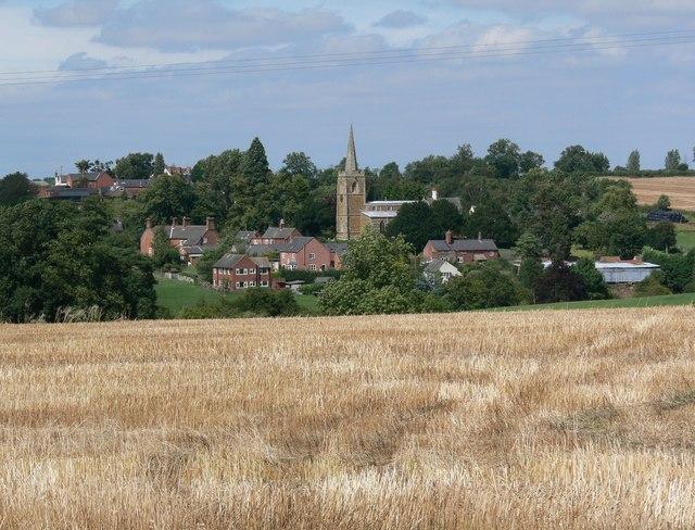 Hungarton Village, Leicestershire