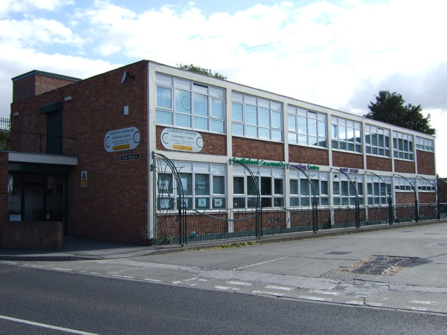 Castleford - Bridge Street, Community Learning Centre