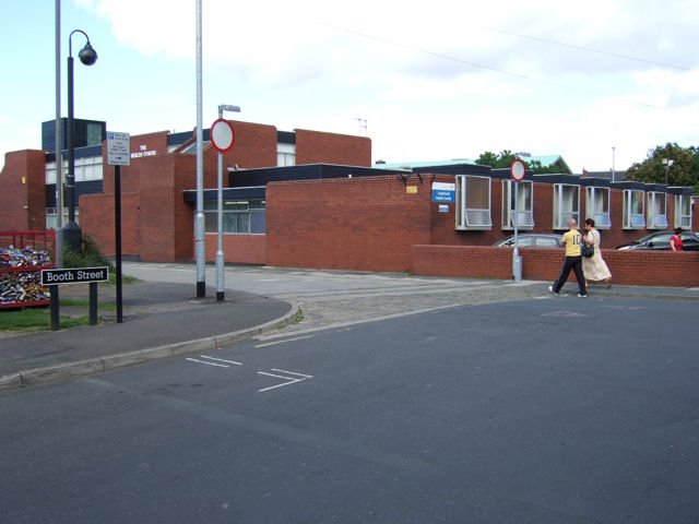 Castleford - Welbeck Street, Health Centre