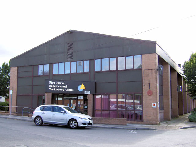 Castleford - Welbeck Street, Resources Centre
