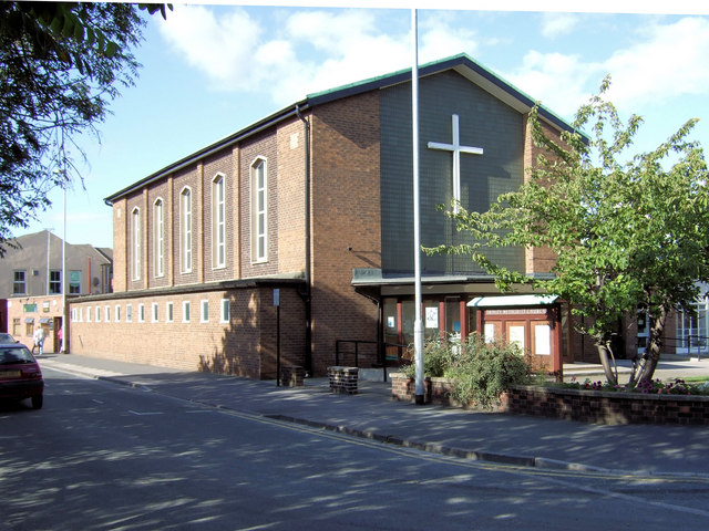 Castleford, Trinity Methodist Church