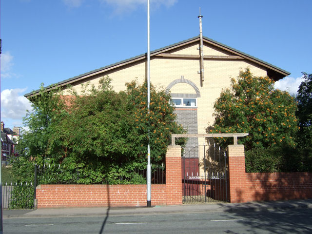 Castleford Masonic Lodge