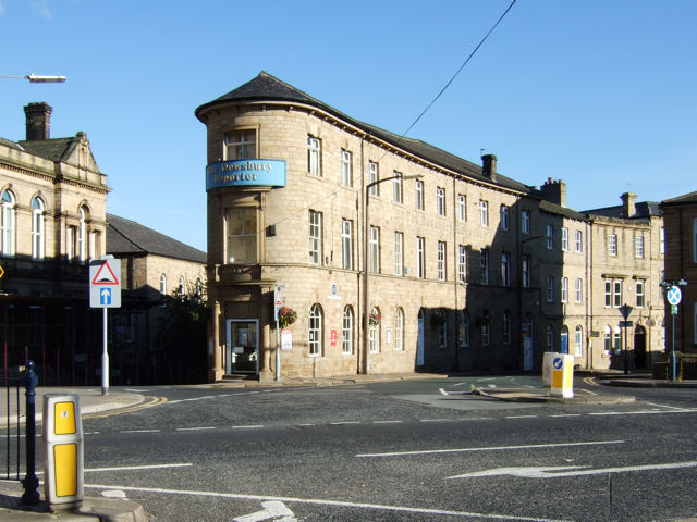 Dewsbury - Dewsbury Reporter newspaper offices