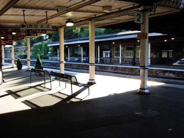 Dewsbury Railway Station