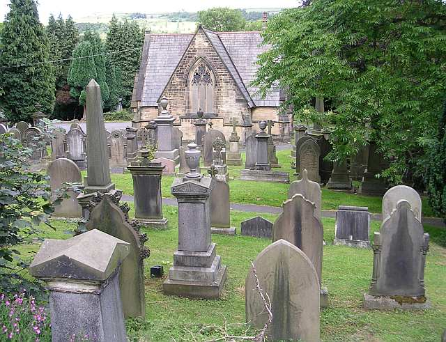 Utley Cemetery and Chapel - Skipton Road