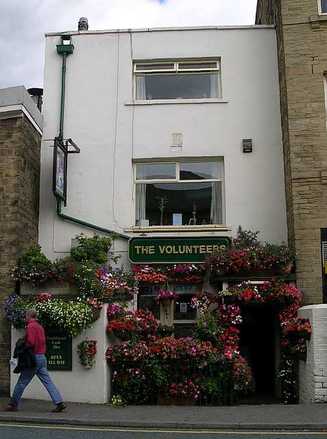 The Volunteers - Lawkholme Lane