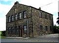 SE0239 : Slack Lane Baptist Church - Mackingstone Lane by Betty Longbottom