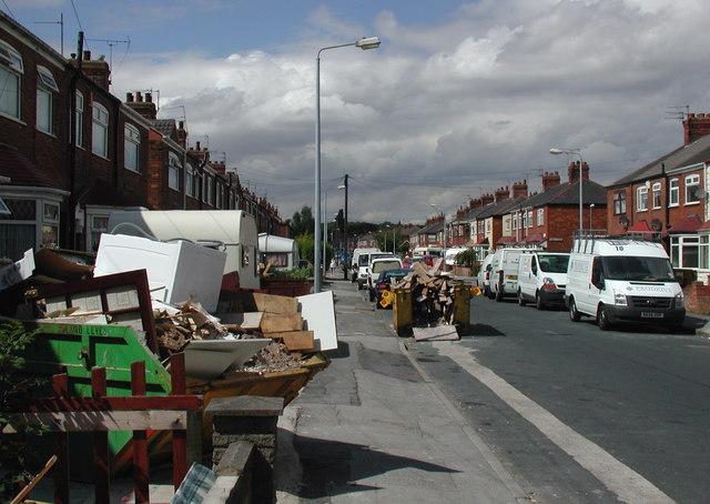 Seaton Road, Northfield