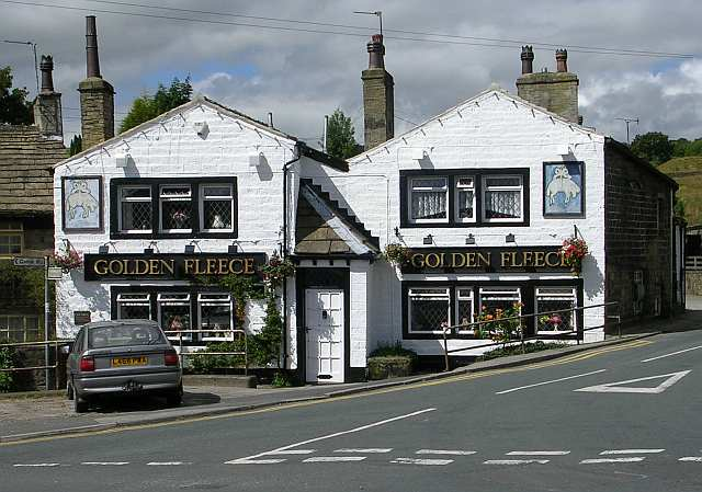 Golden Fleece - Colne Road (Church Street)