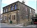 SE0238 : Former Co-op - Colne Road (Church Street) by Betty Longbottom