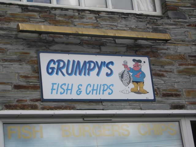 Grumpy's Sign