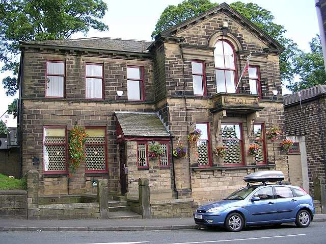 Oakworth Social Club - Colne Road (Chapel Lane)