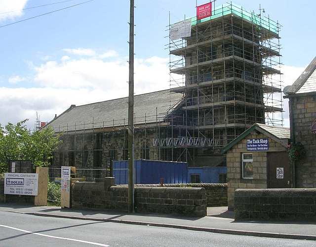 Christ Church - Colne Road, Oakworth