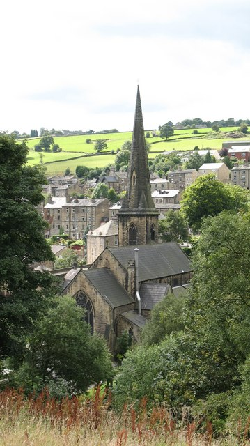 A view of Ripponden