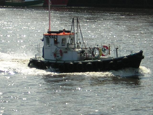 Pilot on River Wear
