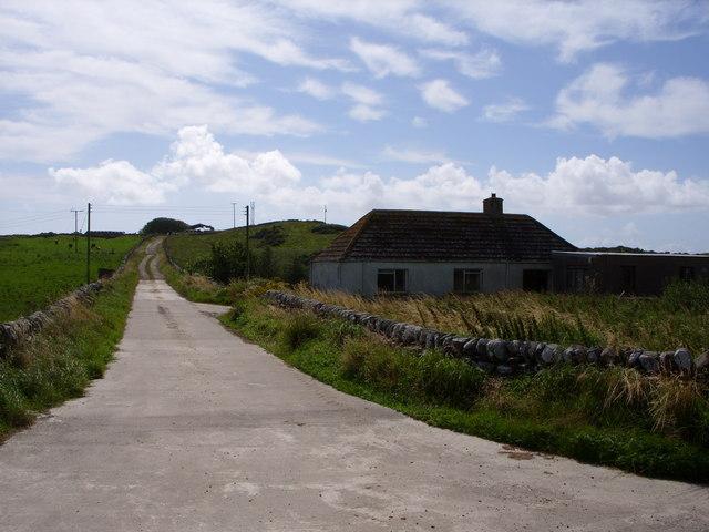 The Knock Farm Road