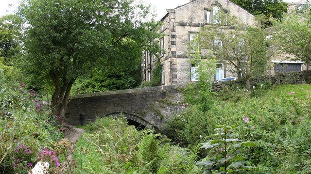 Bridge at Mill Bank