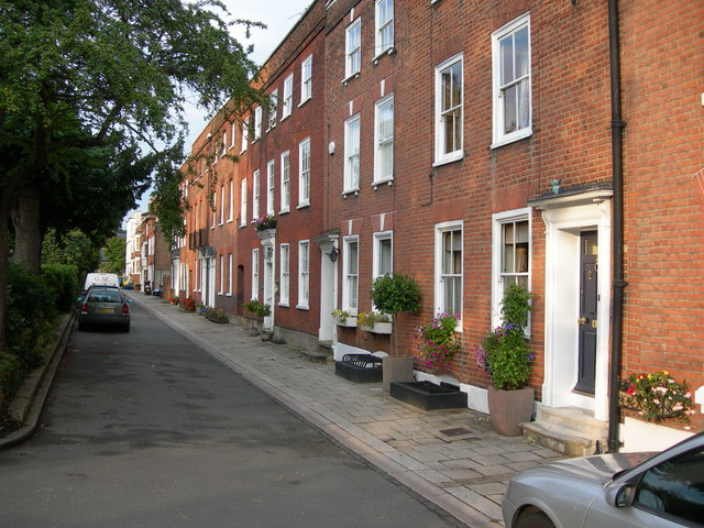 Mansion Row, Brompton (2)