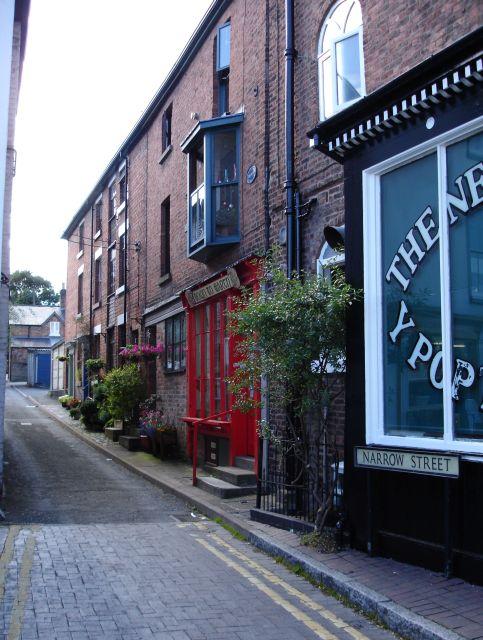 Narrow Street, Llanfyllin