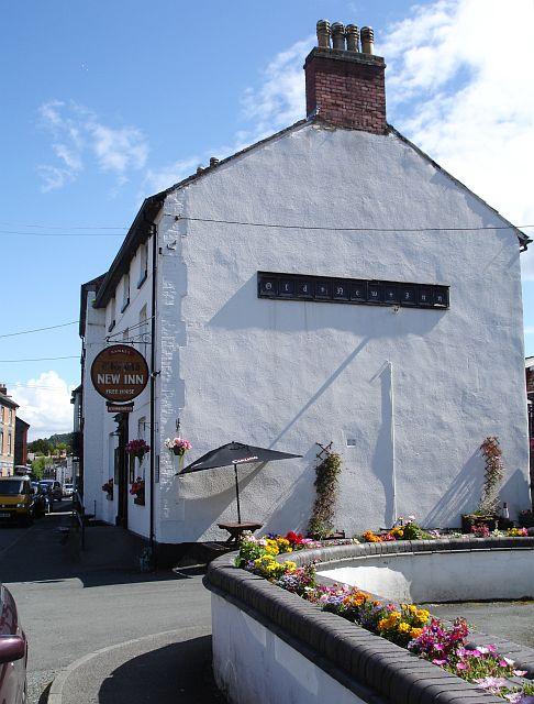 The Old New Inn, Llanfyllin