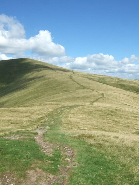 Footpath from Winder to Calders via Arant Haw