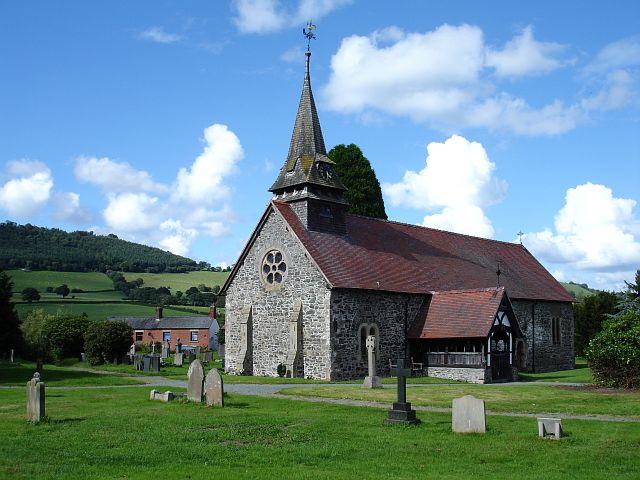 St Garmon's, Llanfechain