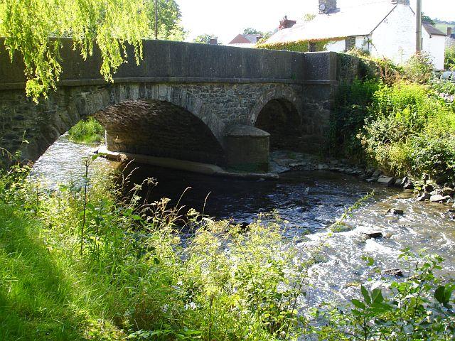 Cain bridge, Llanfechain