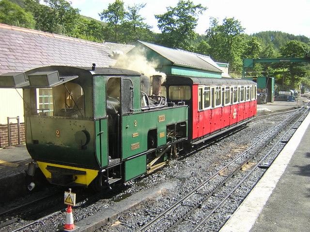 Snowdon Mountain Railway Llanberis
