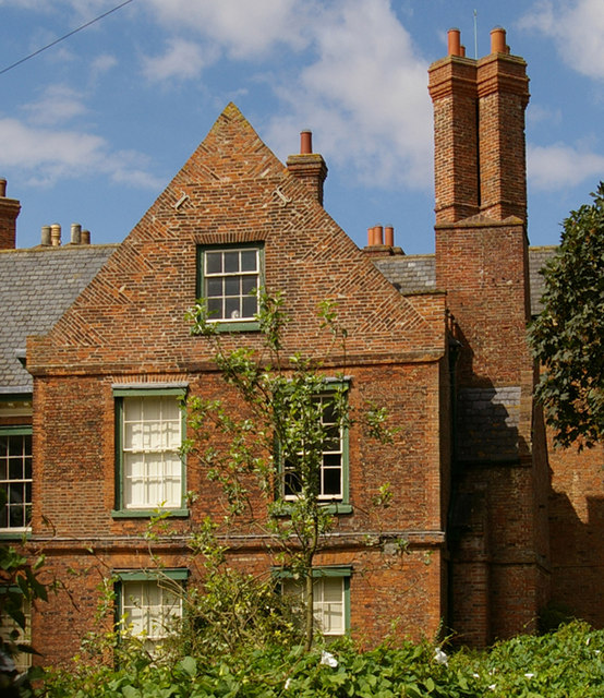 Part of Scawby Hall