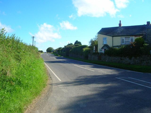 B3266 at Longstone