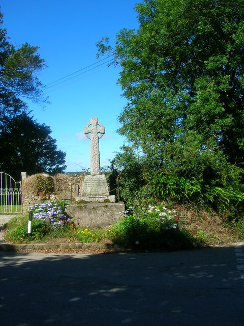 War Memorial Helland