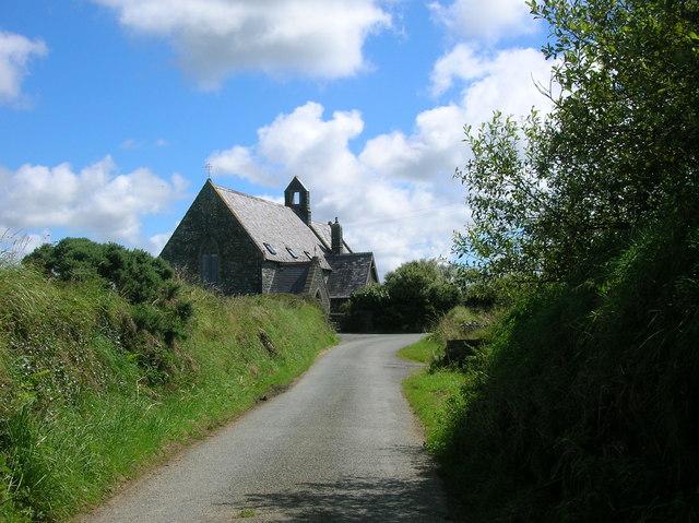 Carnhedryn Uchaf church