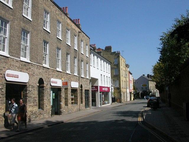 Cambridge-Jesus Lane