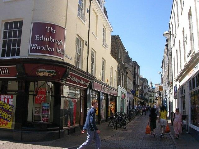 Cambridge-Green Street