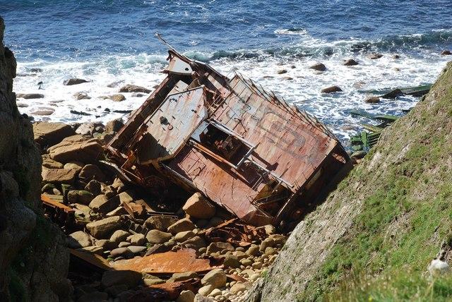Mulheim Wreck