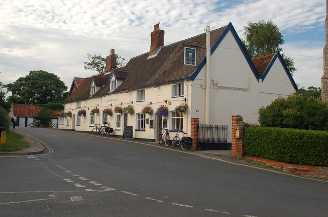 The Kings Head, Orford. Suffolk.