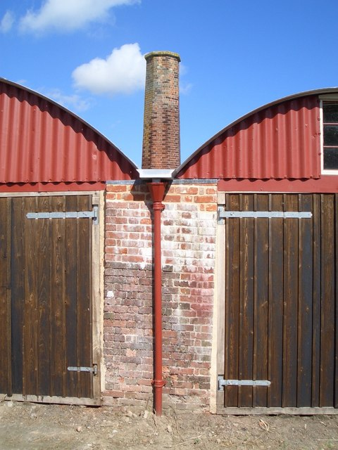 Reedham Steam Engine Shed
