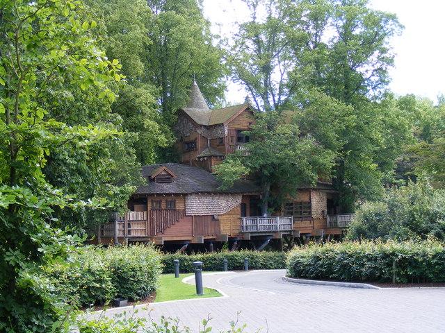 Alnwick Garden Tree House