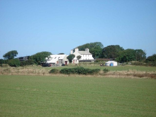 Ffynnon Ddewi near Solva