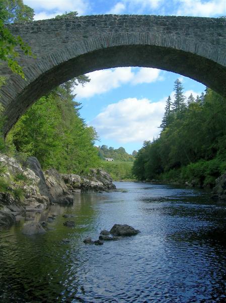 Under Daltulich Bridge
